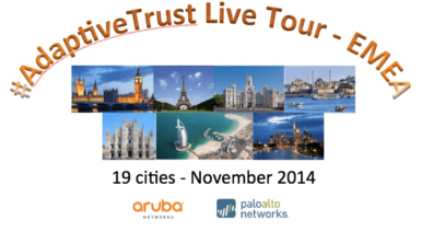 """It's a matter of trust"" - #AdaptiveTrust Webinar and EMEA Live Tour!"
