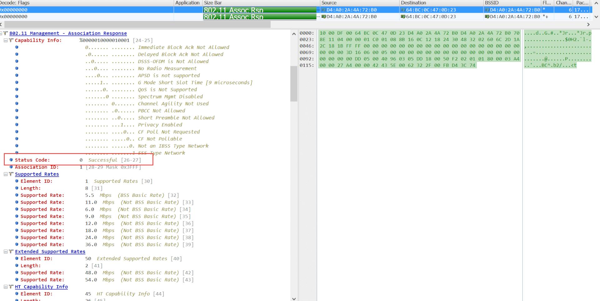 Code A0 Post Error