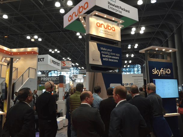 What's hot at NRF: Let's converge your branch network