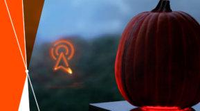 It's Back - #ArubaHalloween Pumpkin Carving Contest