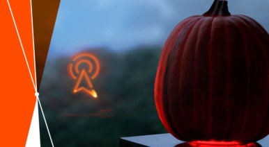 It's Back - #ArubaHalloween Pumpkin Carving Contest