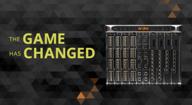 The Aruba 8400 Switch Series is the Foundation of an Intelligent