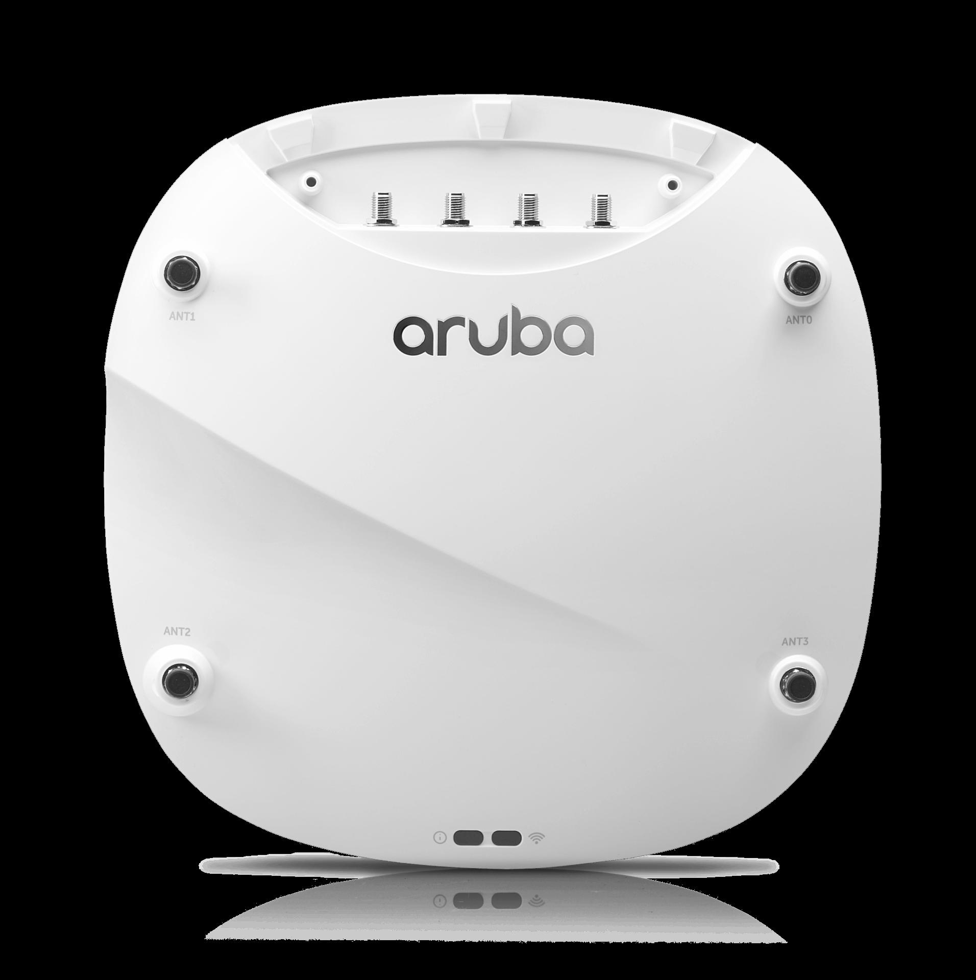 How Aruba Optimizes Performance of Dual 5-GHz APs