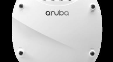 How Aruba Optimizes Performance of Dual 5 GHz APs