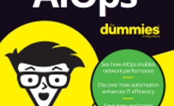AIOps for Dummies ebook