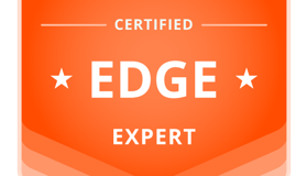 Aruba Certified Edge Expert certification