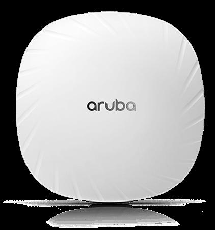 Aruba Wi-Fi 6 accèss points