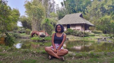 Bessy Lourdes Urrea, Aruba Intern