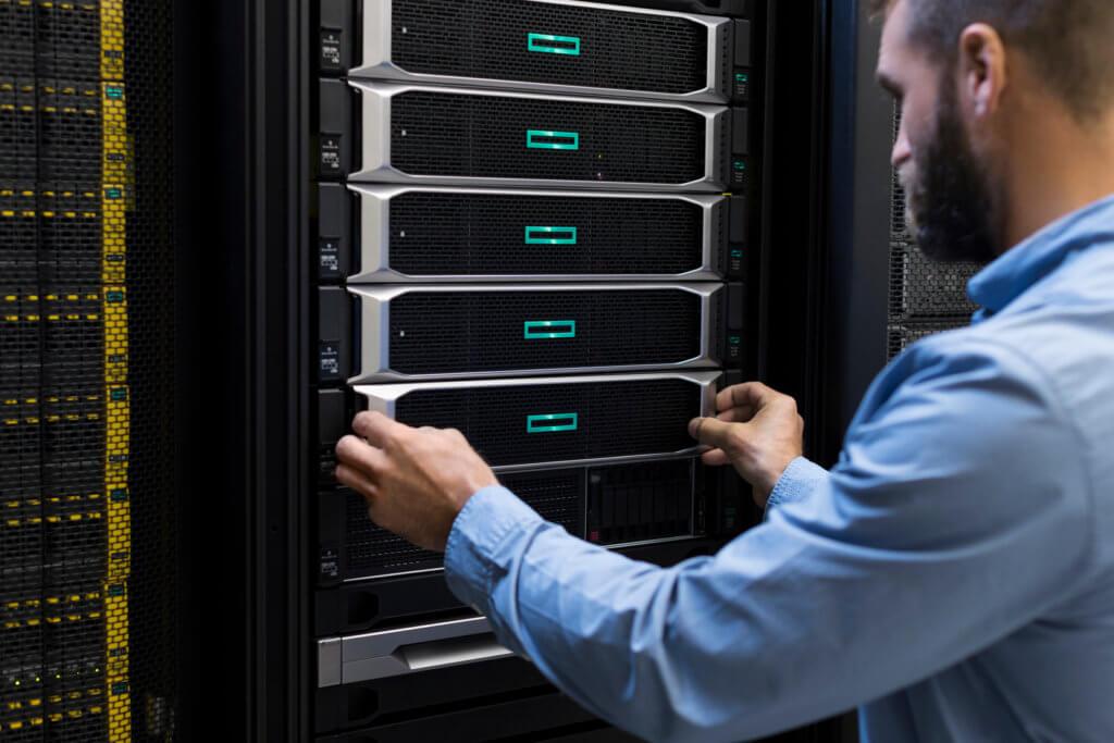 HPE Aruba Full Stack Integration