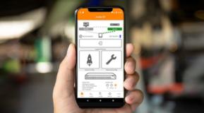 Aruba CX mobile app: simplify stacking automation