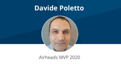 Davide Poletto, 2020 Airheads MVP