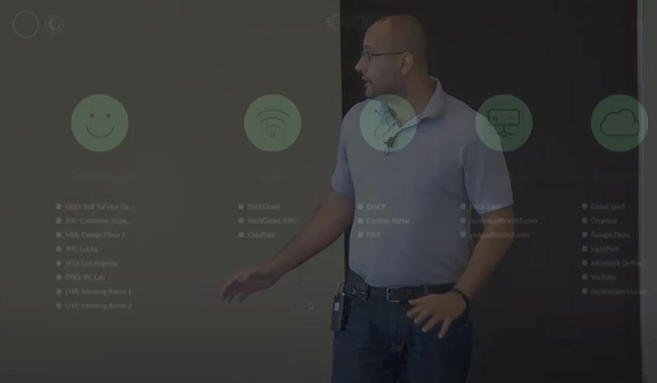 Fouad Zreik Cape Networks founder