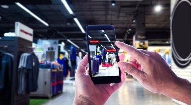 Smart digital store
