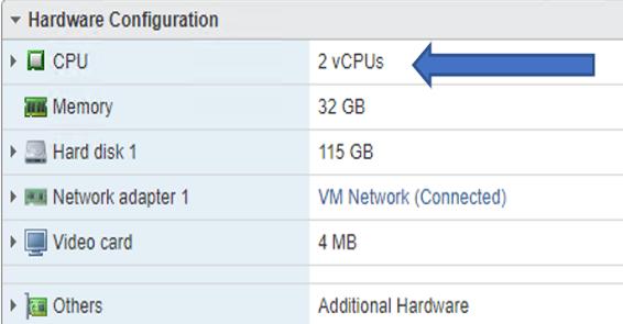 NetEdit Hardware Configuration