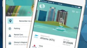 Orlando Airport mobile app