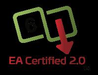 EA PoE Certified Class 6 PSE Logo (Gen 2)