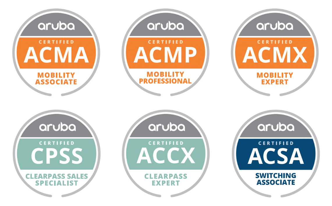 Top 5 Reasons To Get Aruba Certified Aruba Blogs