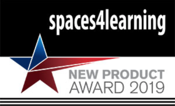 Aruba is a winner in the 2019 Spaces4Learning New Products Awards