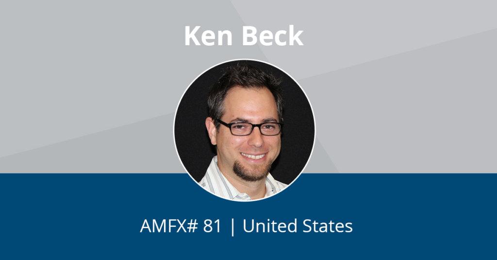 Ken Beck, Aruba Mobile First Expert