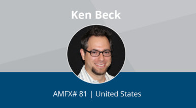 Ken Beck, Aruba Mobile First Expert