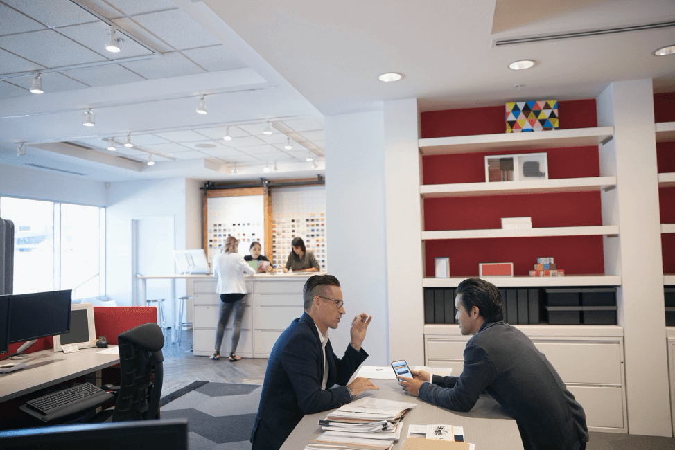 Smart digital workplace
